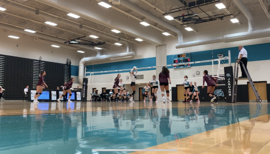 Girl's Volleyball Season Report