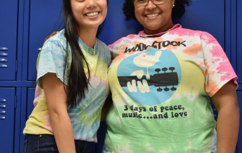 Peace, Love, and Tie Dye Monday