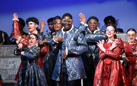 Thomas Dale's Show Choir puts on a Stunning Show at the Pyramid Concert