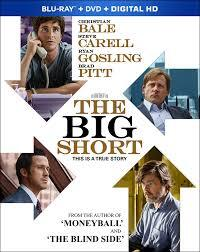 Movie Review : The Big Short