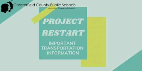 Chesterfield County Middle and High Schools reopening with Project Restart in effect